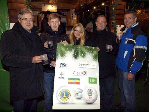 Glühweinstand Paderborn