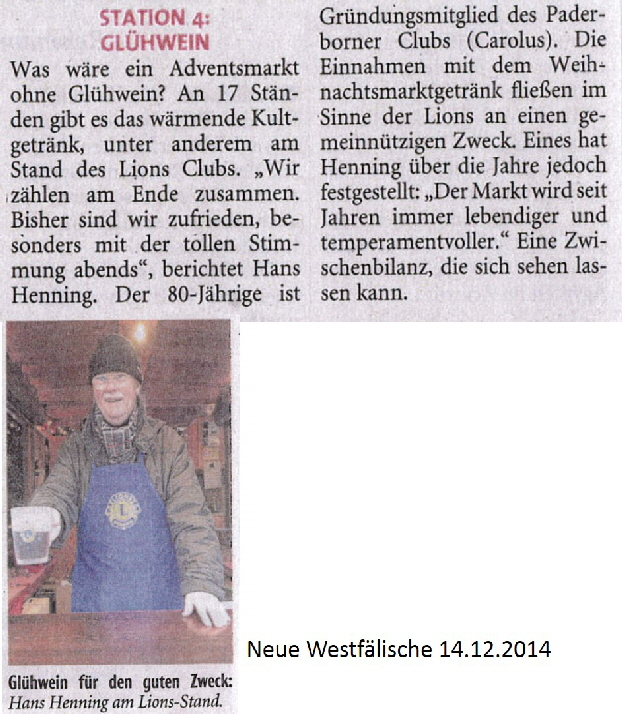 Read more about the article Station 4: Glühwein