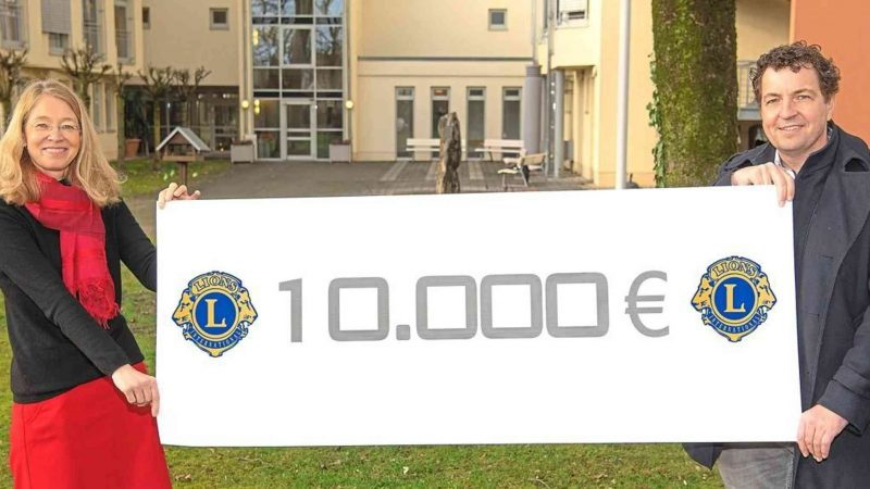 Lionsclub Paderborn Carolus AchtsamZeit